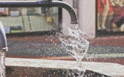 La clorazione dell'acqua potabile
